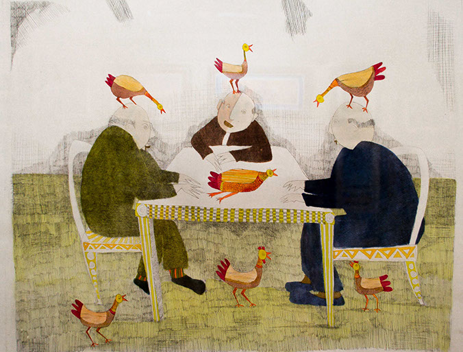 Pieter van der Westhuizen art, crouse art gallery, buy south African art, buy online, Fine Art, mixed media