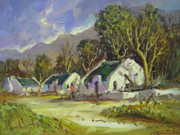 Jacques du Plessis, Jacques du Plessis art, Jacques du Plessis for sale, Jacques du Plessis oil, old masters for sale, crouse art gallery, art gallery