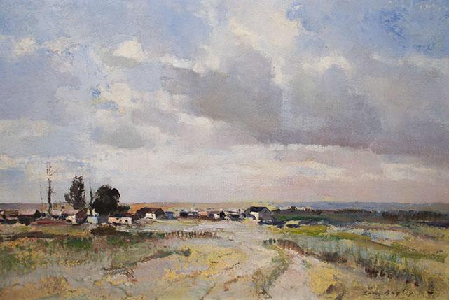 Errol boyley art, south african art , oil painting, crouse artdealers