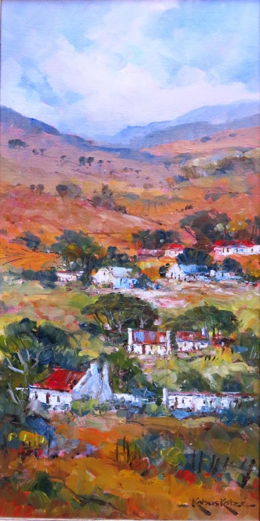 kobus kotze, art, fine art, master, oil painter, investment