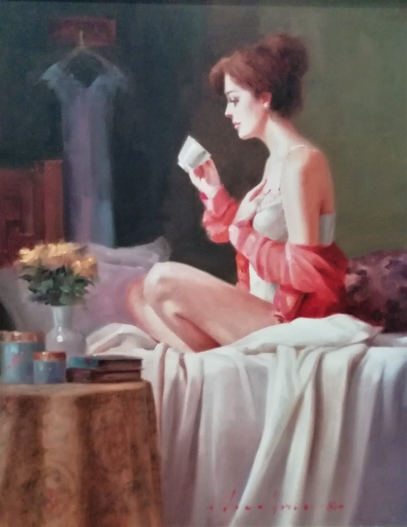 Jean Abrie, Jean Abrie art, Jean Abrie for sale, Jean Abrie oil, old masters for sale, crouse art gallery, art gallery