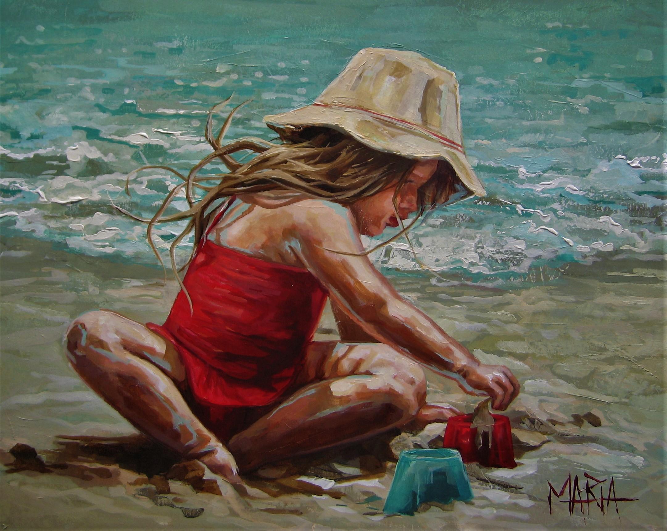 maria, maria art, maria art for sale, maria mosselbay, maria acrylic, maria gallery, crouse art gallery, art gallery, art for sale