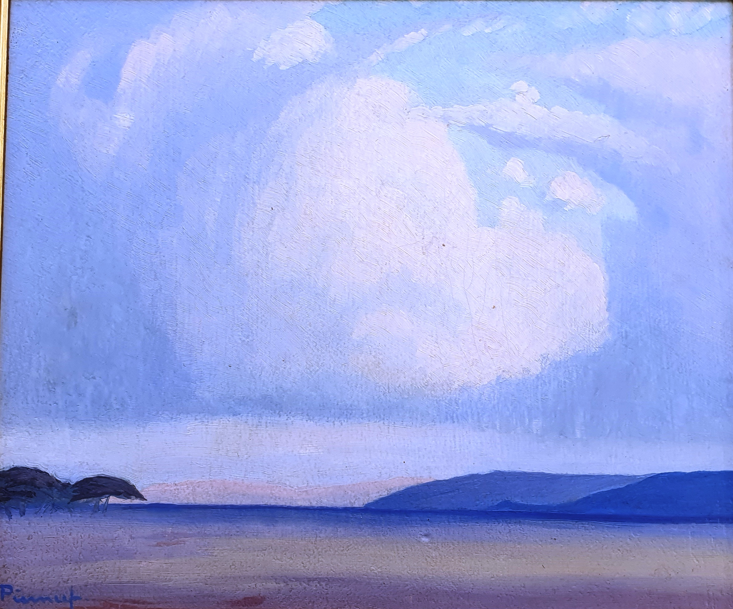 Pierneef art, south african art , oil painting, crouse artdealers, Old Master